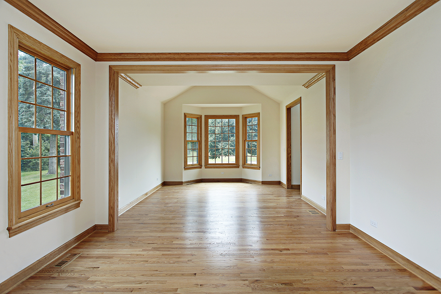 The Pros Amp Cons Of Painting Wood Trim Modern Painting