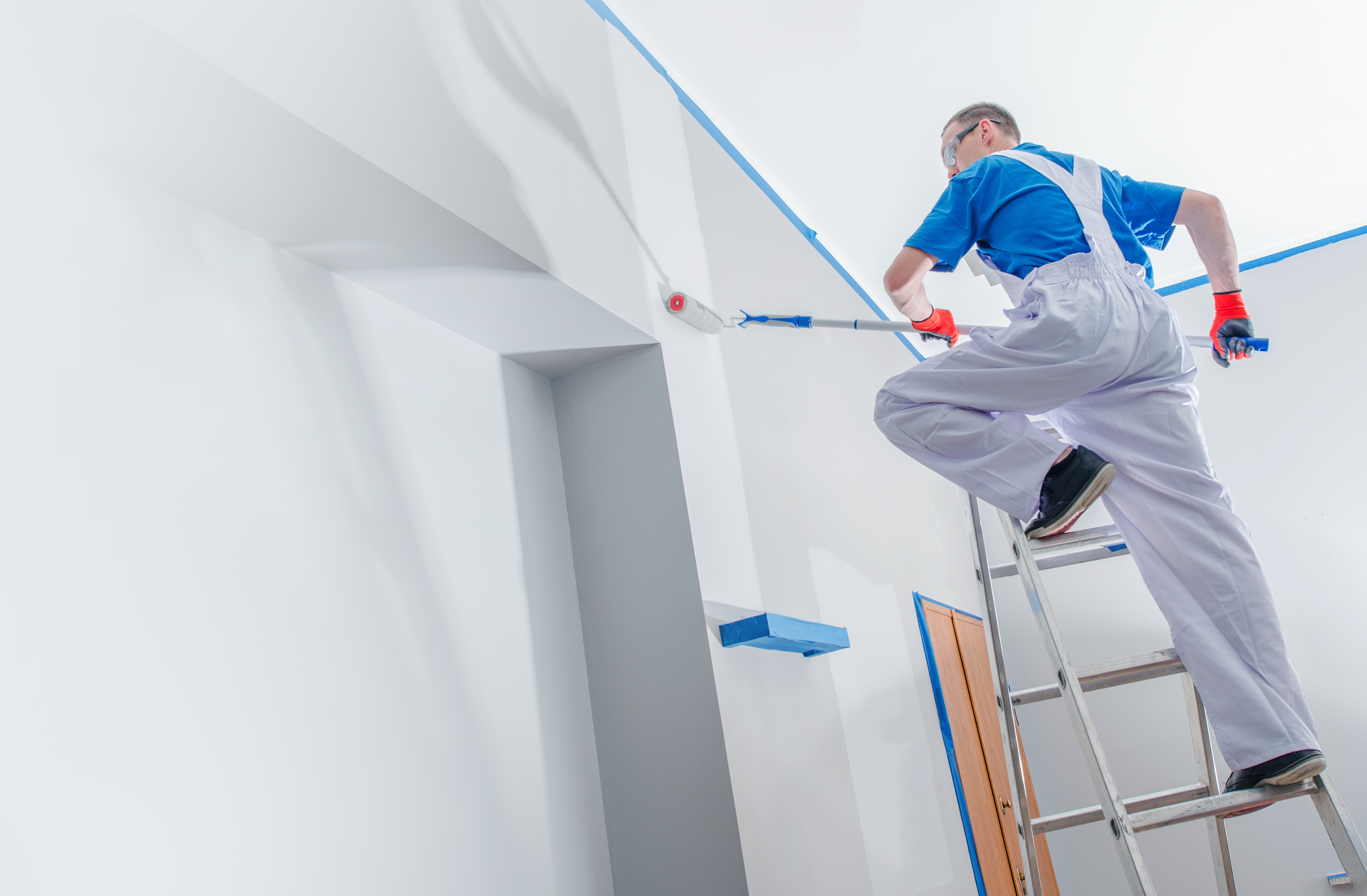 Choosing The Right Residential Painter - Modern Painting & Remodeling